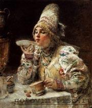 чаепитье