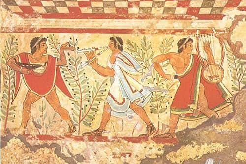 античные времена