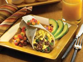 мексиканское блюдо