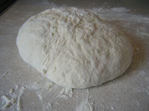 дрожжевое тесто