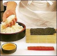 готовим роллы и суши дома