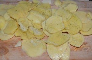 Картофельдля запекания