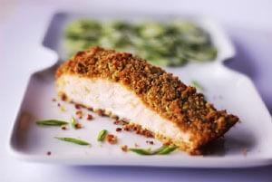 лососина запеченная