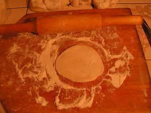 заготовки для пирожков