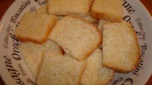 Замоченный хлеб для фарша