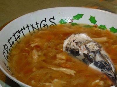 Суп их щуки