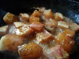 Рыба жаренная в маринаде