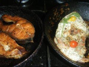 2 варианта приготовления толстолобика