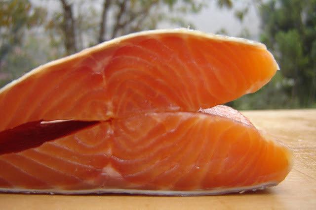 Копченый балык из рыбы