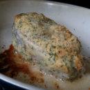 Пангасиус запеченный в духовке