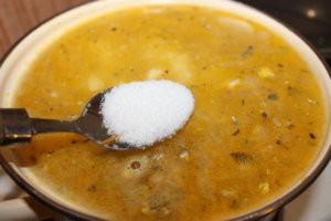 Соль для супа