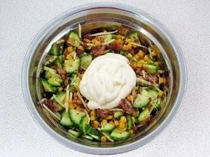 Майонез для салата