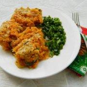 Пеленгас в овощной щубе
